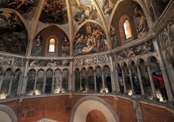 "Salita alla cupola del Guercino - modalità ""Express"""