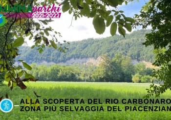 Alla scoperta del Rio Carbonaro: la zona più selvaggia del Piacenziano