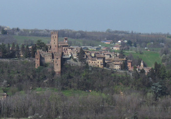 Un giro intorno a Castell'Arquato