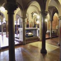 La cripta romanica del Duomo