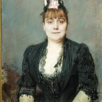 Ritratto di signora di Giovanni Boldini