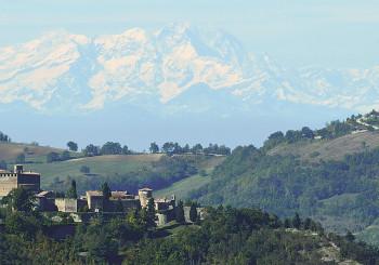 Da Chiarone alla Rocca d'Olgisio