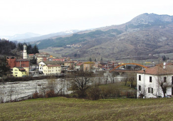 Da Leggio al Monte Osero e al Castello d'Erbia