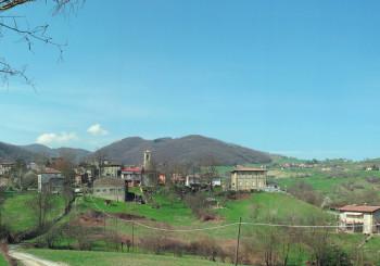 Da Melesi all'Alta Val Borla