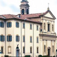 La facciata - foto Collegio Alberoni