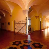Corridoi interni - foto Collegio Alberoni