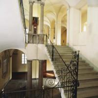 Scalone interno - foto Collegio Alberoni