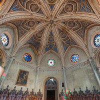 Duomo di Piacenza, interno
