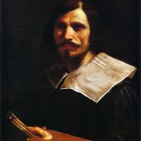 Un autoritratto del Guercino