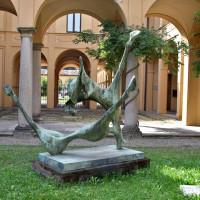 Galleria Ricci Oddi, esterno - foto Cravedi