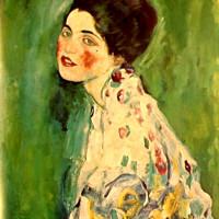 Ritratto di signora, Klimt
