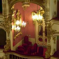 Il palco reale - foto Cravedi