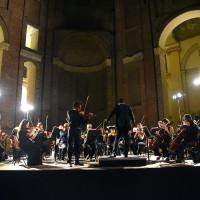 Un concerto nel cortile - foto Mauro Del Papa