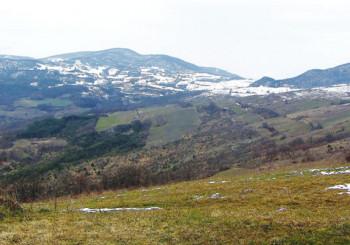 Da Lagobisione al Monte Pradegna