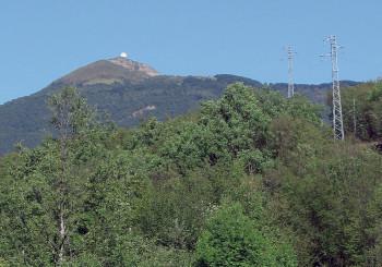 Da Rovaiolo Vecchio alle alte pendici del Monte Lesima