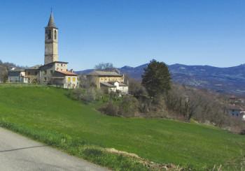 Dal Passo Crociglia al Prato Del Pero e al Groppo Rosso