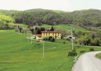 Dal Passo di Santa Franca al Monte Menegosa
