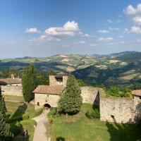 Rocca d'Olgisio - foto Federica Ferrari