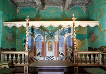 Teatrino russo del Castello di Vigoleno