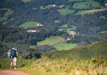 Sostare lungo la Via Francigena