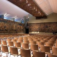 Sala Arazzi Galleria Alberoni - foto Camilla Calzarossa Lusardi