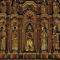 Polittico del Duomo, particolare