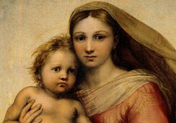 La Madonna Sistina rivive a Piacenza