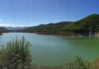 L'anello del Lago di Mignano