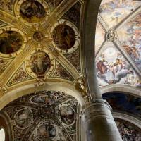 Duomo - cupola affrescata dal Guercino - foto Federica Ferrari