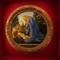 Il tondo di Botticelli - Pinacoteca di Palazzo Farnese