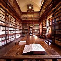 La Biblioteca monumentale del Collegio Alberoni