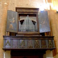 L'organo - foto Franco Franzini
