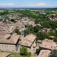 Veduta sul borgo