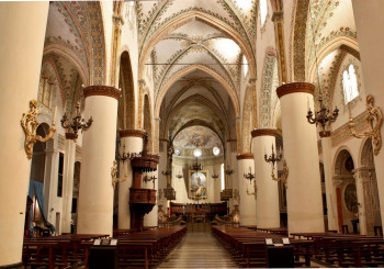 Basilica di Santa Maria delle Grazie e Collegiata